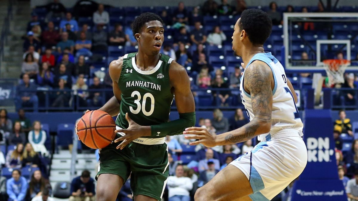 College Basketball Odds & Picks for Rider vs. Manhattan: Sharps, PRO Systems Reveal Betting Value (Dec. 12) article feature image