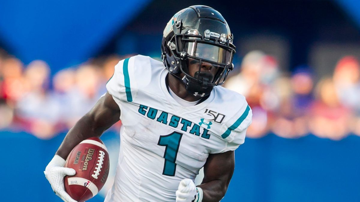 Cure Bowl College Football Odds & Pick: Betting Value on Liberty vs. Coastal Carolina Over/Under article feature image