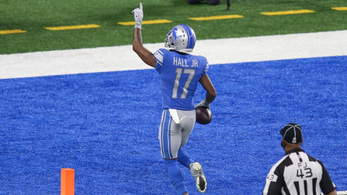Updated Fantasy Rankings for Marvin Hall, Browns: Don't Start New Cleveland Receivers article feature image