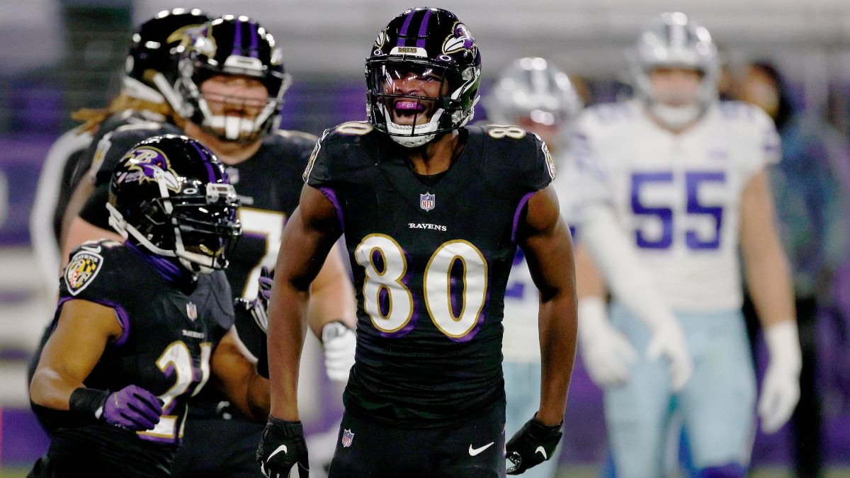 NFL Odds & Picks For Ravens vs. Browns: How Pros & Experts Are Betting This Spread article feature image