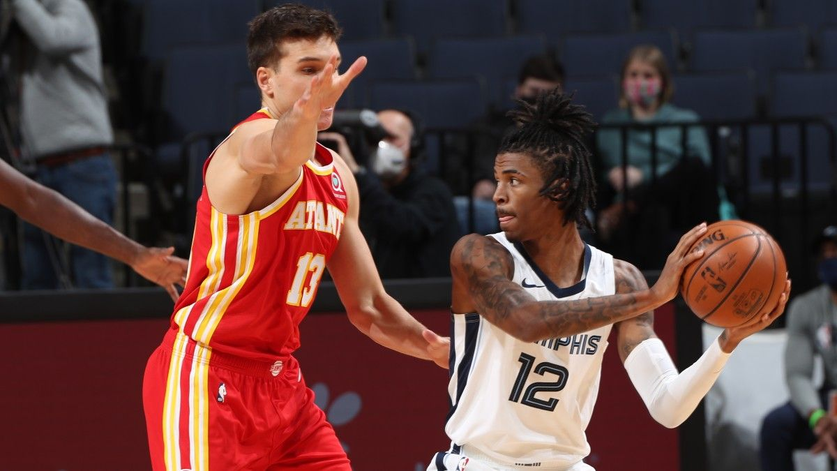 NBA Odds & Picks for Hawks vs. Grizzlies: Bet Atlanta and Trae Young article feature image