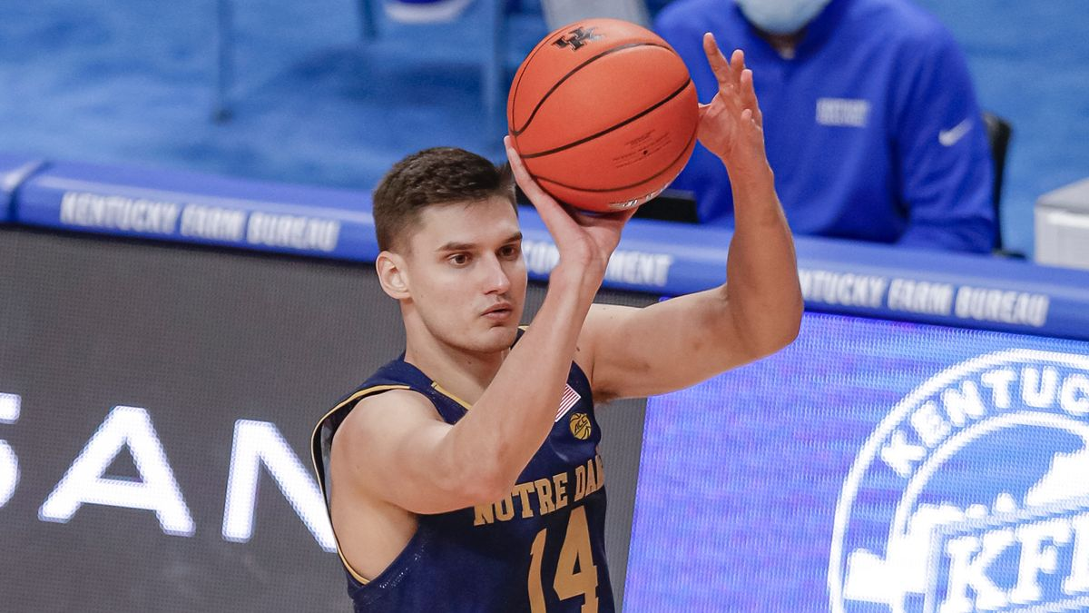 College Basketball Odds & Picks for Notre Dame vs. Purdue: Plenty of Betting Value in First Half article feature image