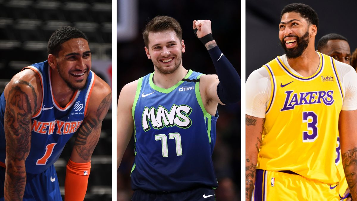 NBA Awards Best Bets: Our Staff's Favorite Picks and Predictions for MVP, Defensive Player, More article feature image