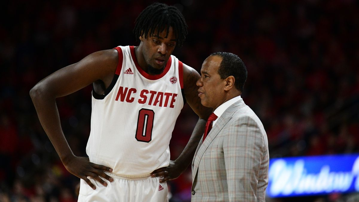 North Carolina vs. NC State College Basketball Odds & Picks: Bet the Wolfpack in In-State Rivalry article feature image