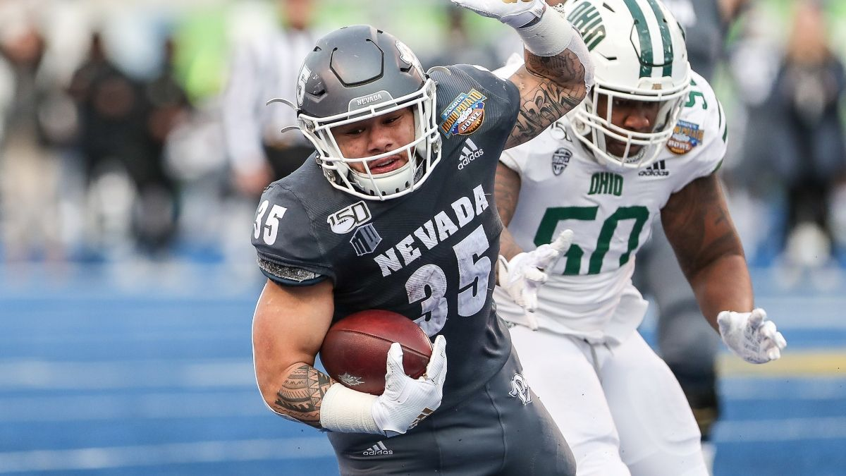 Tulane vs. Nevada Odds, Weather Forecast: Strong Winds Expected for Famous Idaho Potato Bowl (Tuesday, Dec. 22) article feature image
