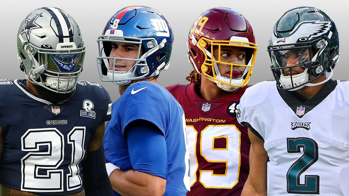 NFC East Odds & Race: How the Giants, Eagles, Cowboys & Washington Stack Up article feature image