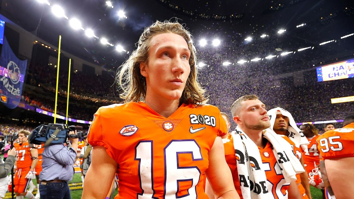 Trevor Lawrence Dynasty Fantasy Analysis, Draft Profile & Props article feature image