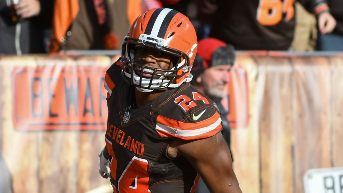 Titans vs. Browns Odds & Picks: Bet This Rushing Prop On Sunday article feature image
