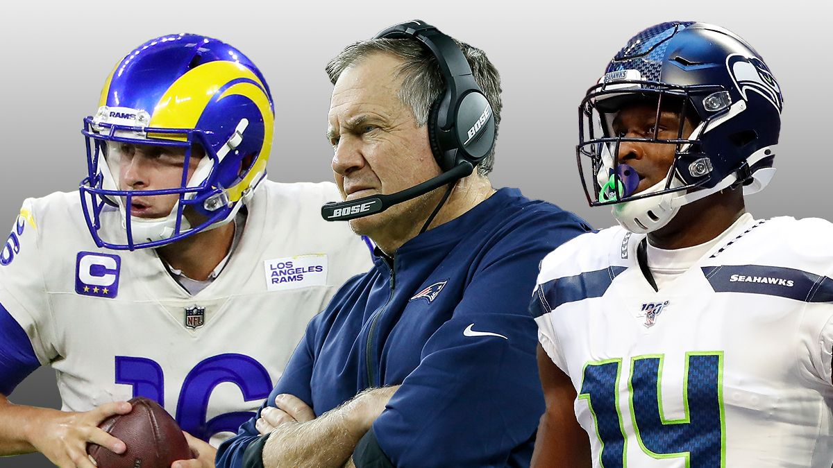NFL Odds, Picks & Predictions: Your Guide To Betting Every Game article feature image