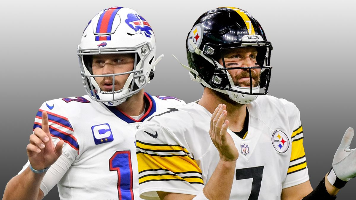Steelers vs. Bills Odds & Picks: How To Bet This Sunday Night Football Showdown article feature image