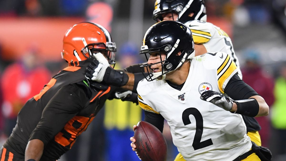 Browns vs. Steelers Odds & Picks: Pittsburgh Can Keep This Close Without Ben Roethlisberger article feature image