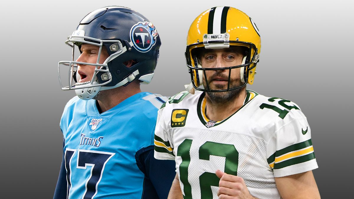 NFL Odds & Picks For Packers vs. Titans: Sunday Night Football Betting Guide article feature image