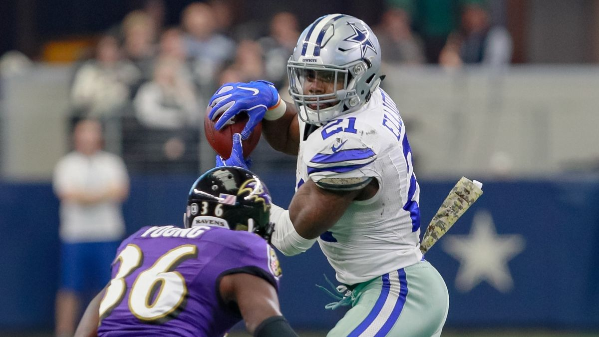 Cowboys vs. Ravens Picks & Predictions: How To Bet Tuesday Night Football article feature image