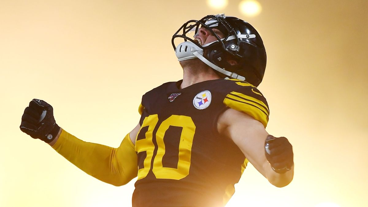 Bengals vs. Steelers Odds & Picks: How To Bet Monday Night Football article feature image