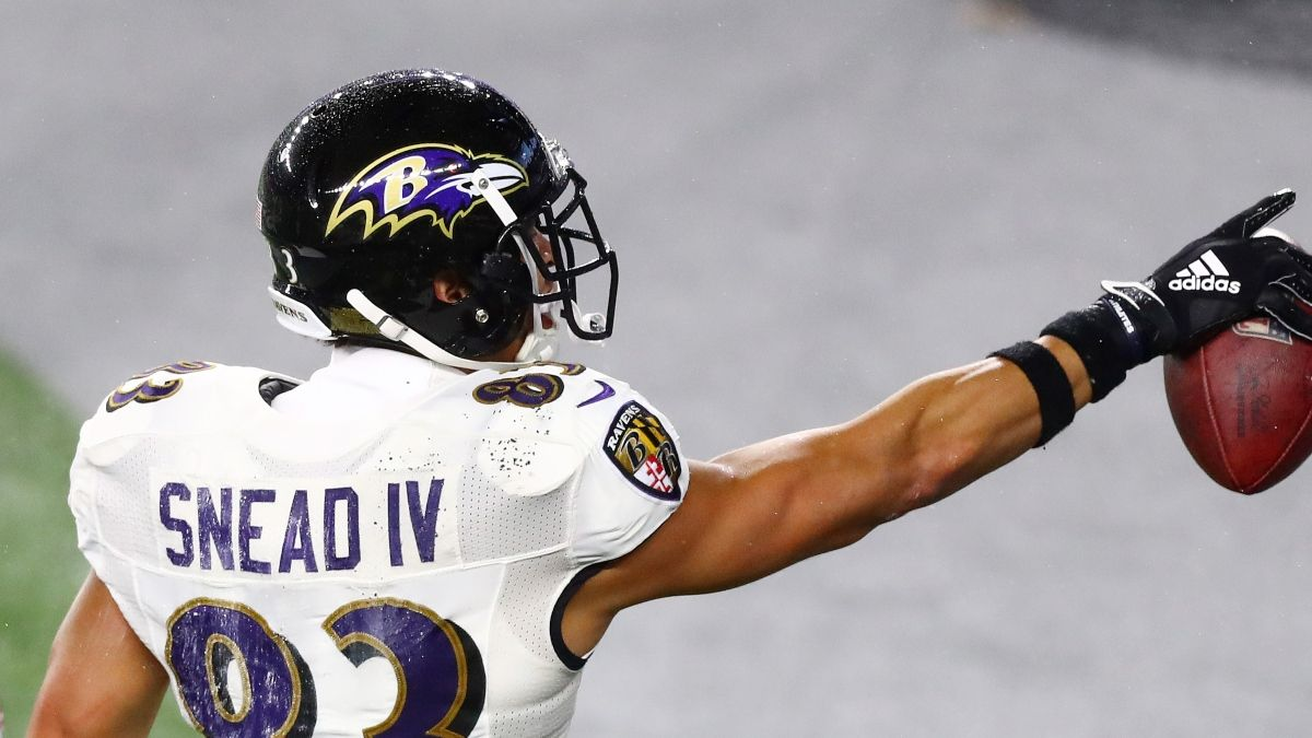 NFL Prop Bets: The Top Pick For Ravens vs. Browns On Monday Night Football article feature image