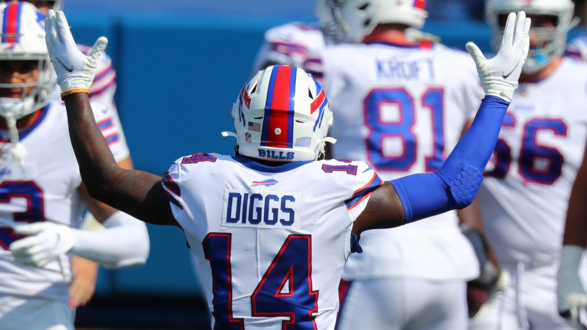 Chiefs vs. Bills WR/CB Matchups: No Change for Stefon Diggs vs. Kansas City Corners article feature image