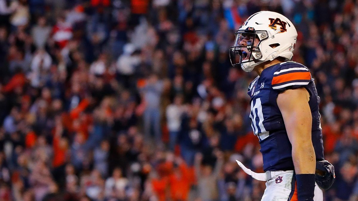 Northwestern vs. Auburn Citrus Bowl Betting Odds & Pick: How to Bet College Football Matinee article feature image