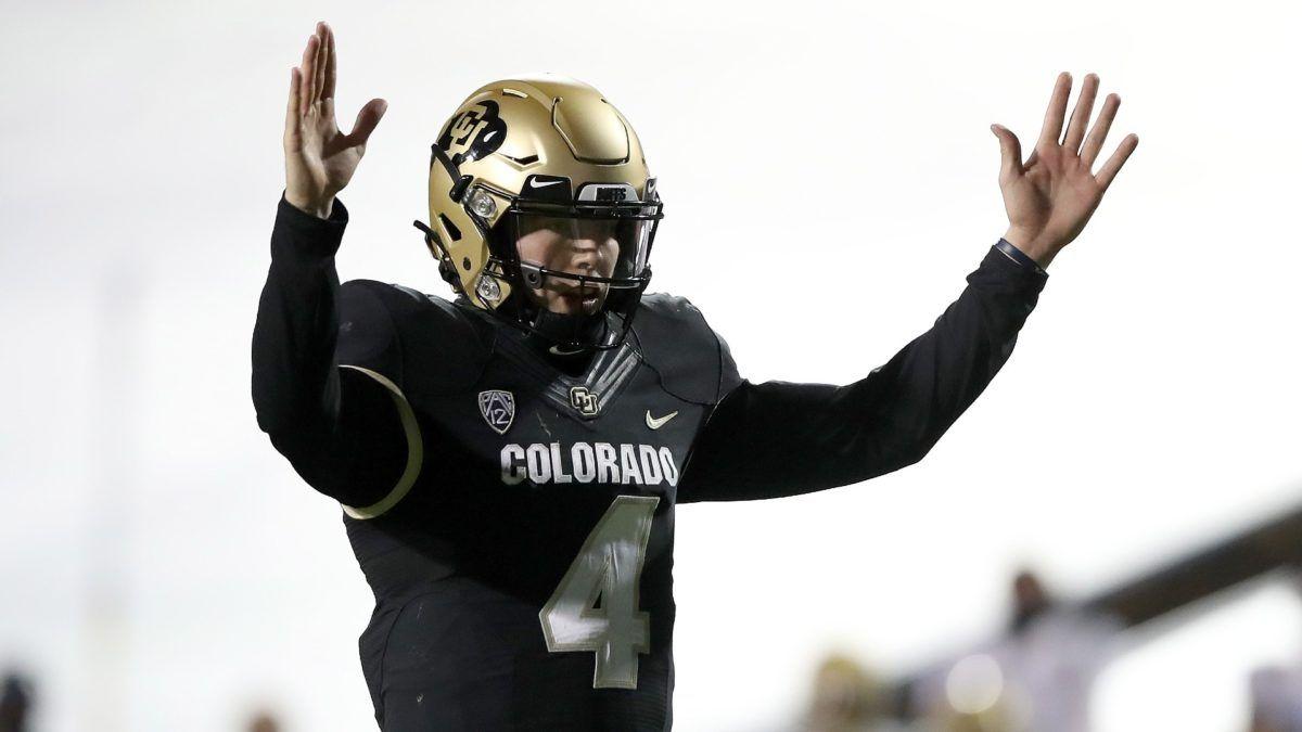College Football Betting Odds & Pick: Colorado vs. Arizona (Saturday, Dec.5) article feature image