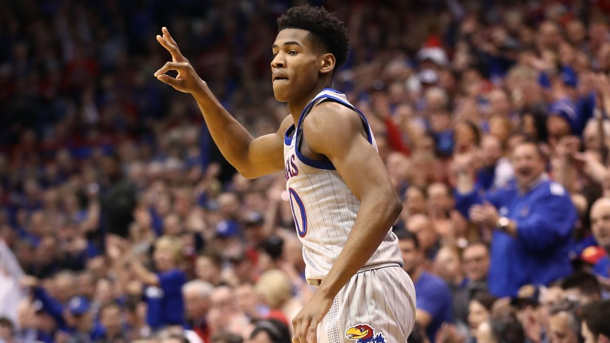 Kansas vs. Eastern Washington Betting Odds: Opening Spread, Pick For 2021 NCAA Tournament article feature image