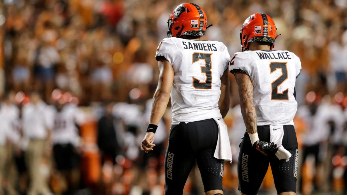 Oklahoma State vs. Baylor College Football Odds & Picks: Big 12 Betting Value Lies With Cowboys article feature image