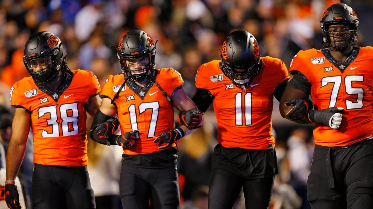 Oklahoma State vs. TCU: Should You Bet the Cowboys to Cover as Road Favorites on Saturday? article feature image