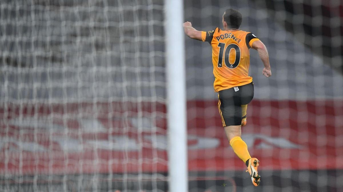 Sunday Premier League Betting Odds, Picks & Predictions for Wolves vs. Tottenham Hotspur: (Dec. 27) article feature image