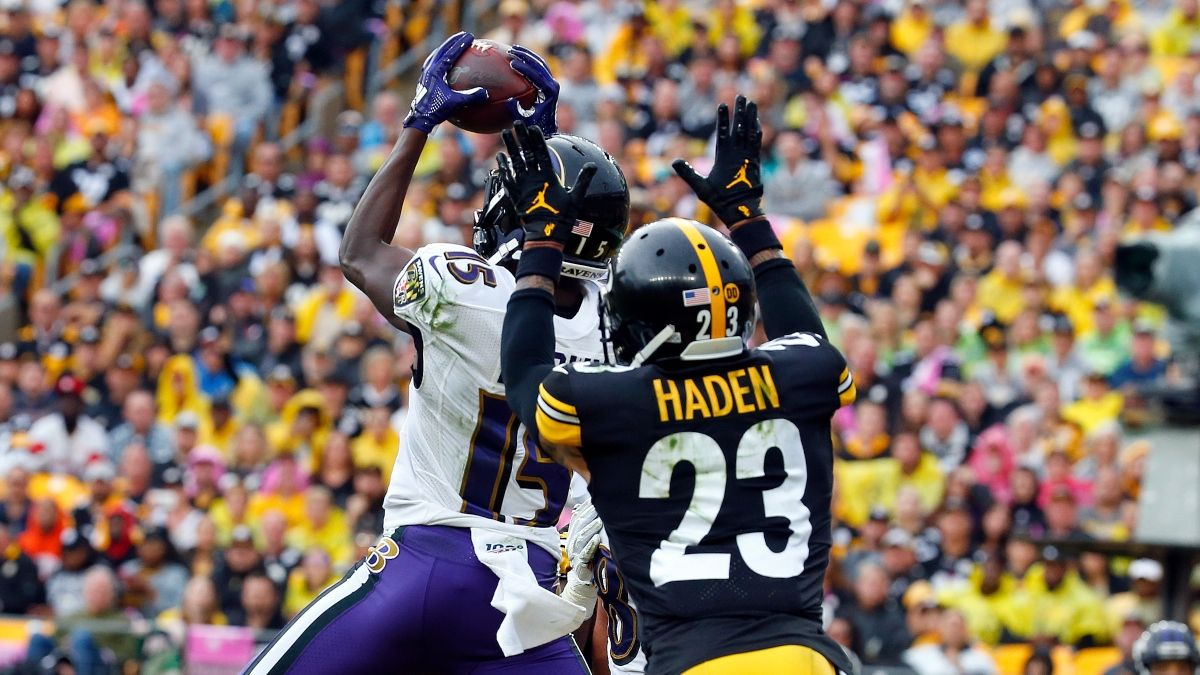 Ravens vs. Steelers Odds & Picks For Wednesday's Spread & Total article feature image