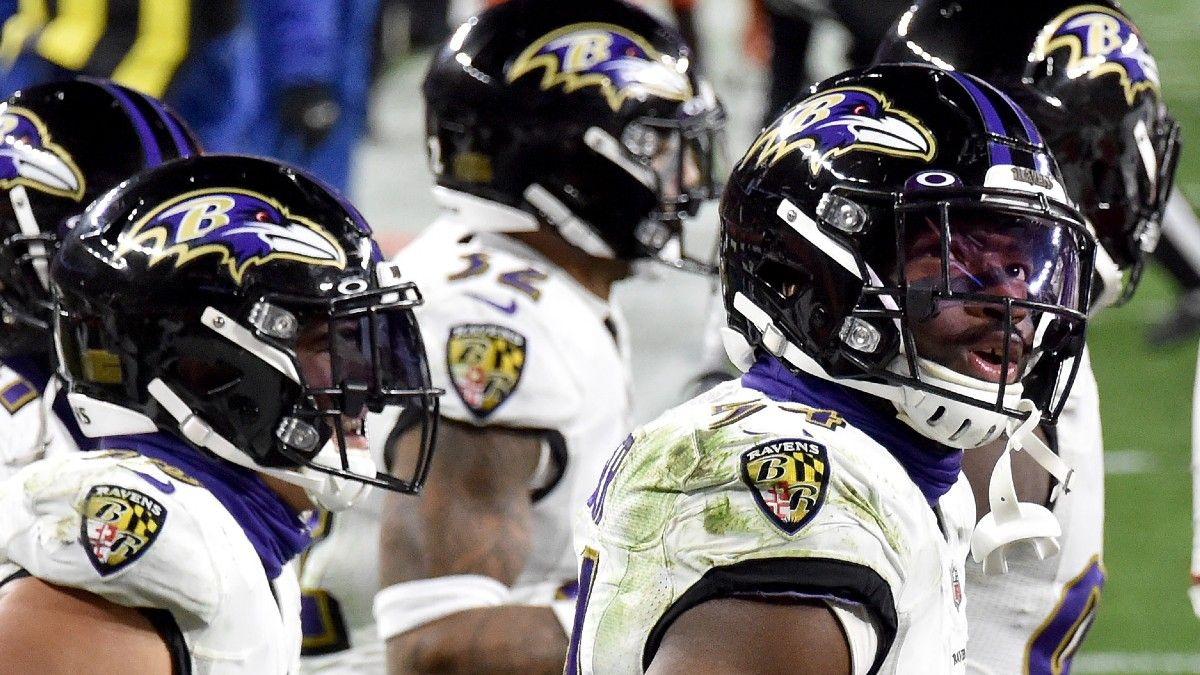 NFL Playoff Picture, Bracket & Scenarios: Ravens Get Big Boost in Projection Odds After MNF Win article feature image