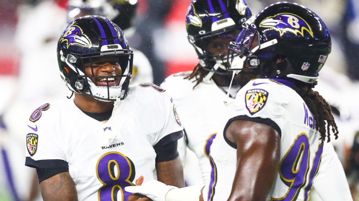 Ravens vs. Giants Odds & Picks: Baltimore Should Cover Sunday's Spread with Ease article feature image
