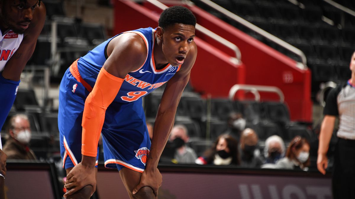 New York Knicks 2021 NBA Win Total Odds & Pick: Hold Your Nose and Take the Over article feature image