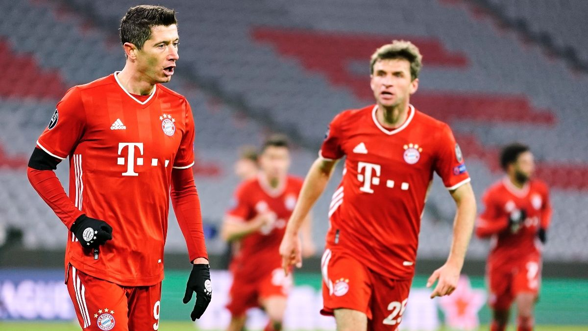 Bayern Munich vs. RB Leipzig Odds, Picks and Predictions for Bundesliga Saturday article feature image