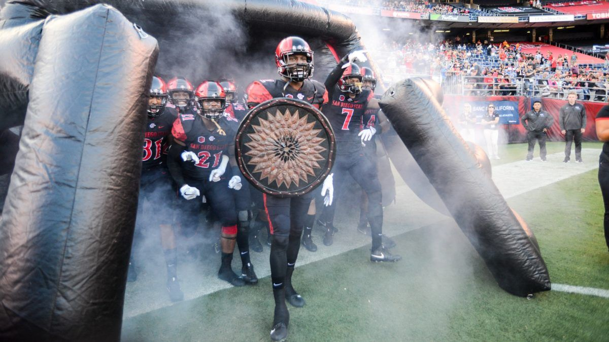 San Diego State vs. BYU Odds & Picks: The Case for Betting the Aztecs & Cougars on Saturday article feature image
