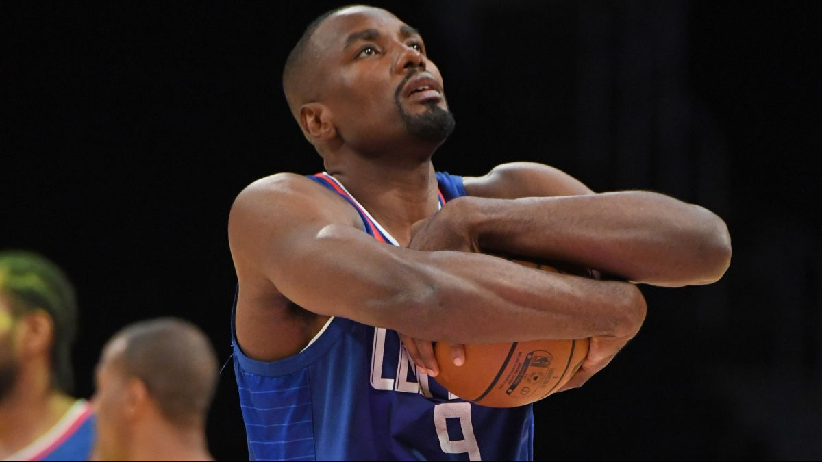 NBA Injury News & Starting Lineups (May 28): Serge Ibaka Out, Nerlens Noel Active vs. Hawks Friday article feature image