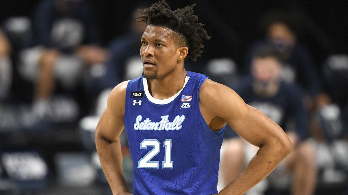 St. John's vs. Seton Hall Odds, Betting Report: Big Bets Hinting at Sharp Action on Friday CBB Game article feature image