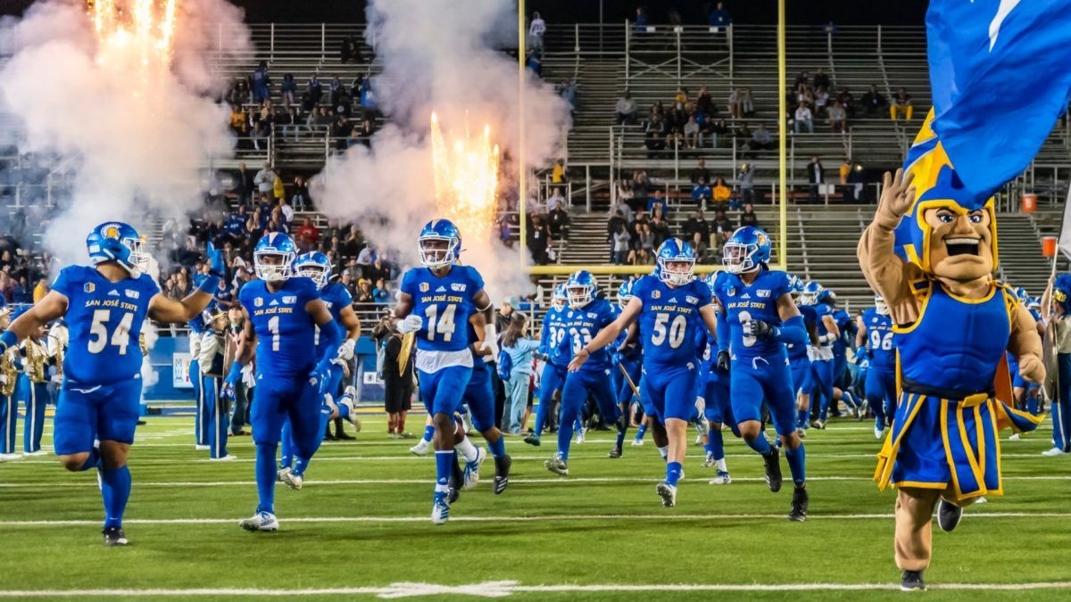 Boise State vs. San Jose State: College Football Betting Odds & Picks For the Mountain West Championship article feature image