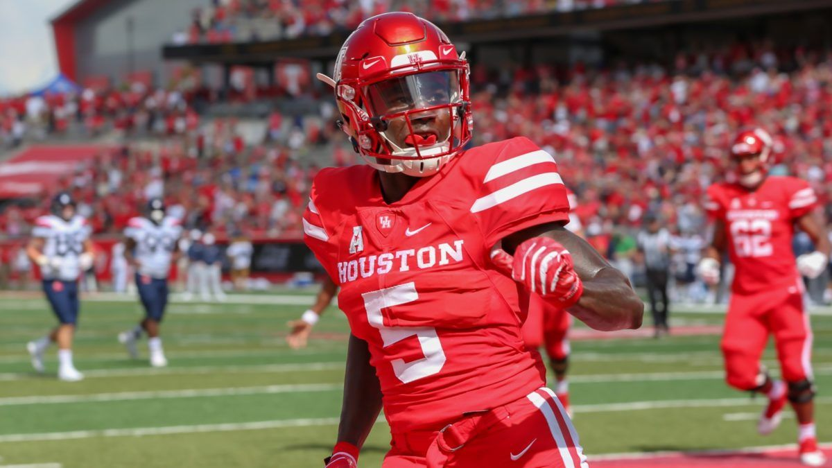 Thursday's College Football Betting Odds & Picks for New Mexico Bowl: Hawaii vs. Houston (Dec. 24) article feature image