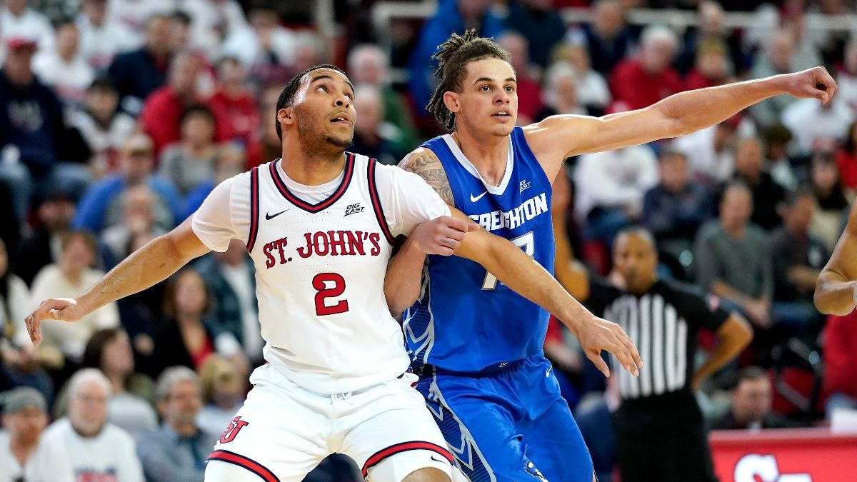 College Basketball Odds & Pick for Creighton vs. St. John's: How Sharps Are Betting a High Total (Thursday, Dec. 17) article feature image