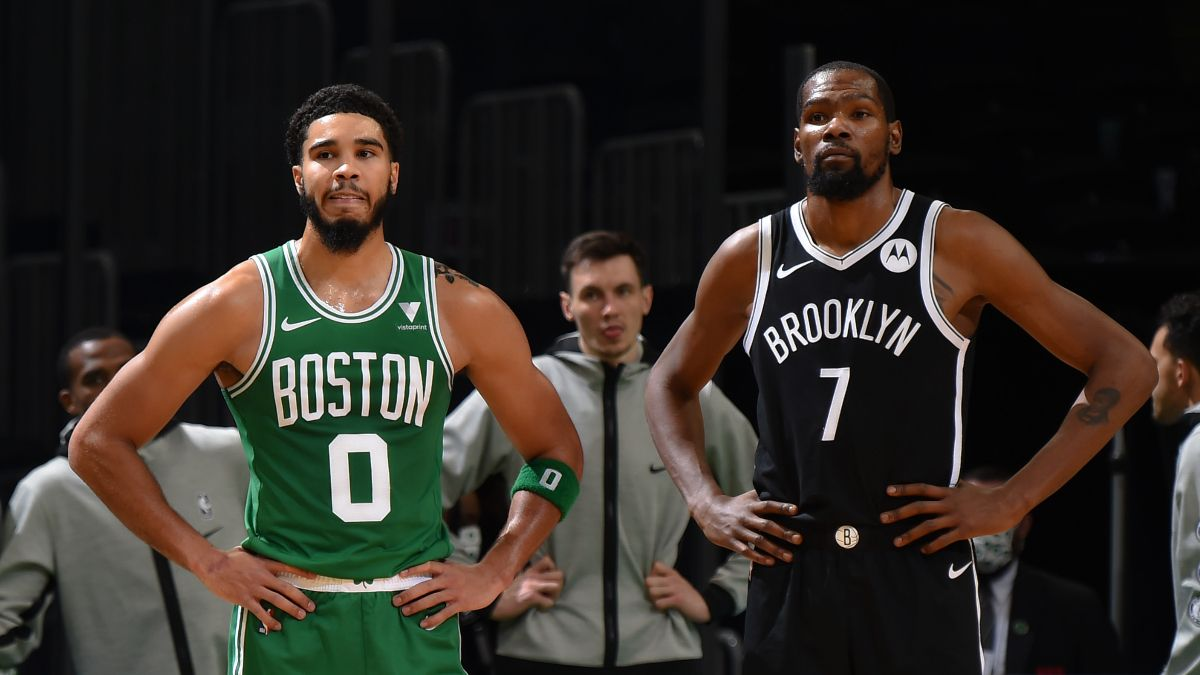 NBA Betting Odds & Picks for Nets vs. Celtics: Brooklyn's Depth Is Too Much for Boston article feature image