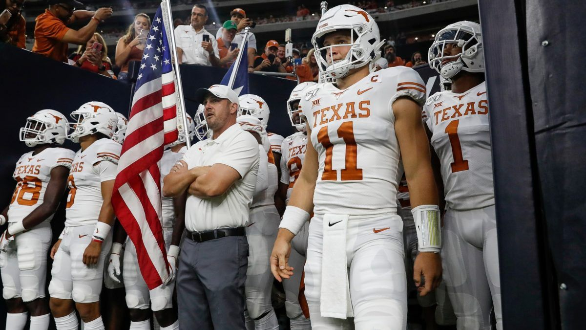 College Football Odds & Pick for Texas vs. Colorado: Bet the Longhorns In Tuesday's Alamo Bowl article feature image