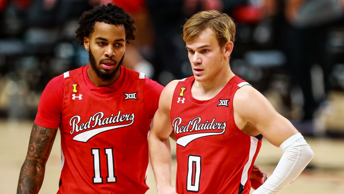 Kansas vs. Texas Tech Odds & Picks: Betting Value On This Big 12 College Basketball Battle article feature image