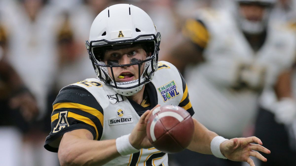 North Texas vs. Appalachian State Myrtle Beach Bowl College Football Betting Odds & Pick: Expect a Blowout article feature image