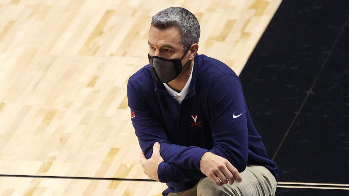 Virginia's COVID-19 Positive Test Could Keep Cavaliers Out of NCAA Tournament article feature image