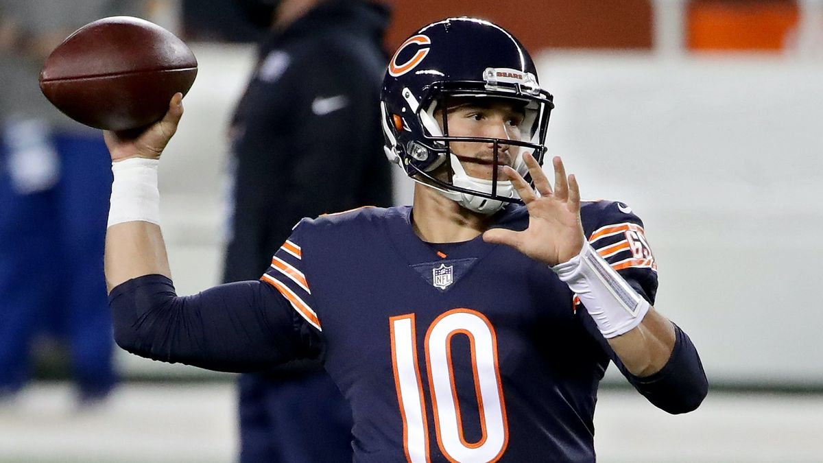 Fantasy Streamers: Raiders Defense, Mitchell Trubisky, More Week 13 Picks article feature image