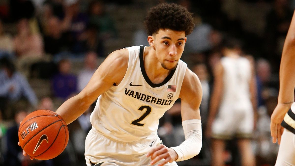 Richmond vs. Vanderbilt College Basketball Odds & Picks: Sharps Betting Afternoon Spread (Wednesday, Dec. 16) article feature image