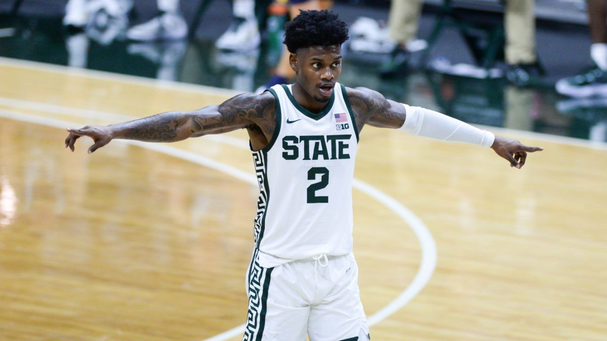 Michigan State vs. Minnesota College Basketball Odds & Picks: Betting Value on Monday's Spread & Over/Under article feature image