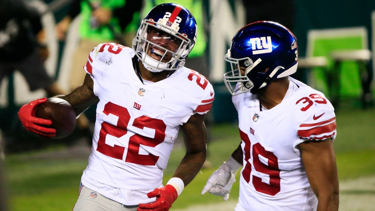 Giants vs. Cardinals Odds & Promos: Bet $1, Win $100 if There's at Least 1 Touchdown! article feature image
