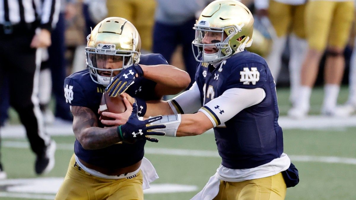 ACC Championship Player Props: Expectations Lowered for Irish Stars in Clemson vs. Notre Dame article feature image