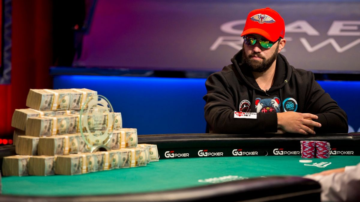 Rovell: Career Waiter Joe Hebert Wins $1.5 Million at World Series of Poker Final Table article feature image