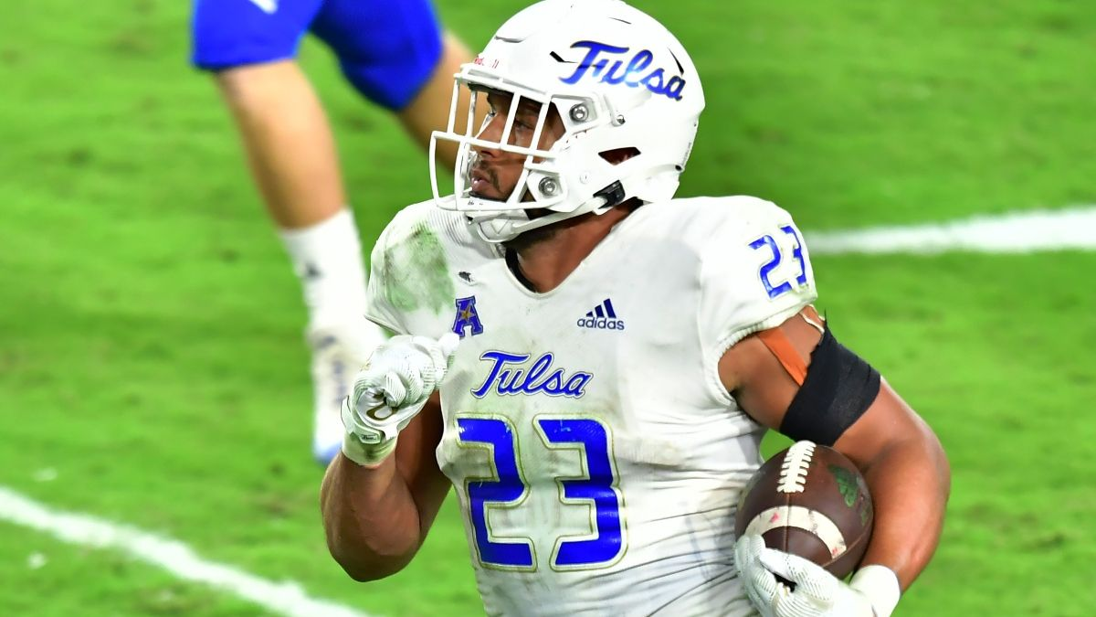 College Football Odds & Picks for Tulsa vs. Navy: Bet the Golden Hurricane to Win Big article feature image