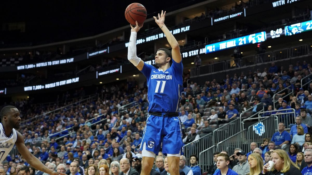 College Basketball Odds & Picks for Creighton vs. St. John's: How to Bet the Bluejays article feature image